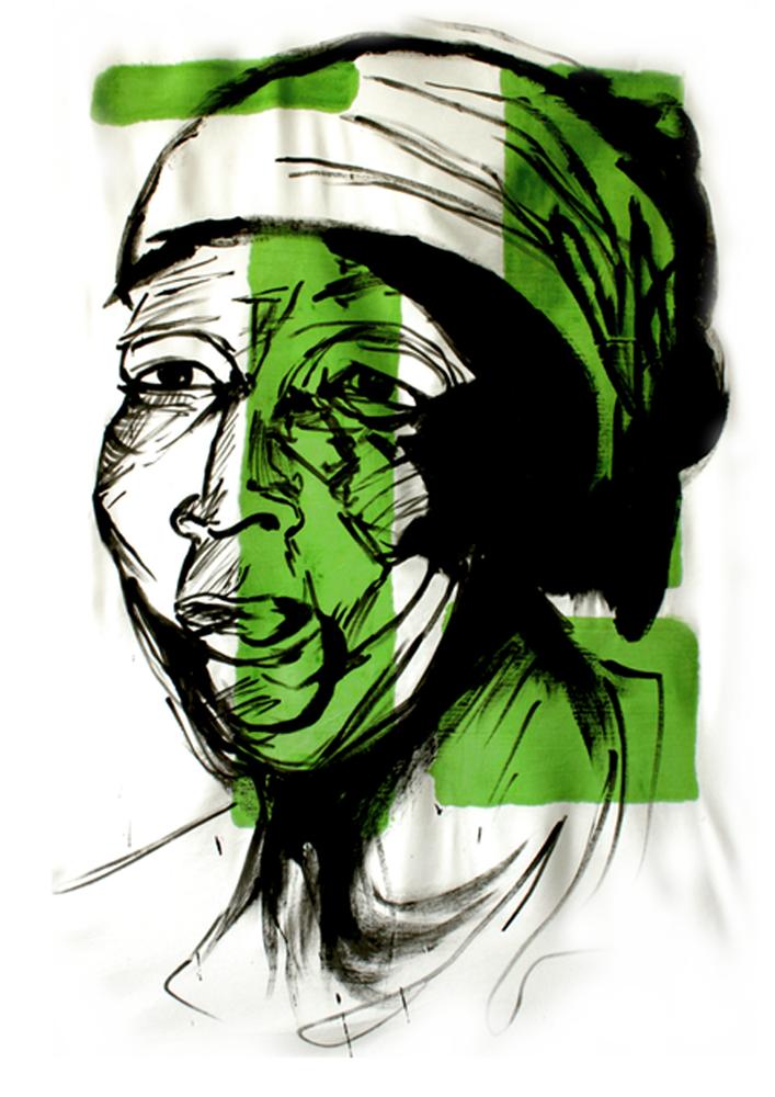 Porträt Delia Zamudio ©EDEWA