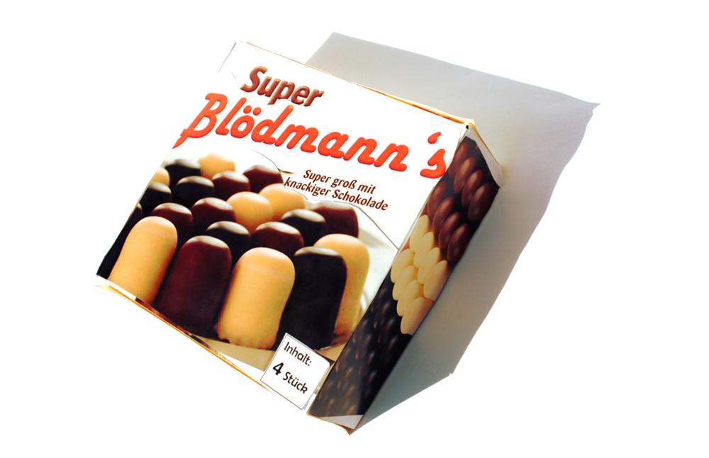 "Produkt ""Super Blödmann's"" ©EDEWA"
