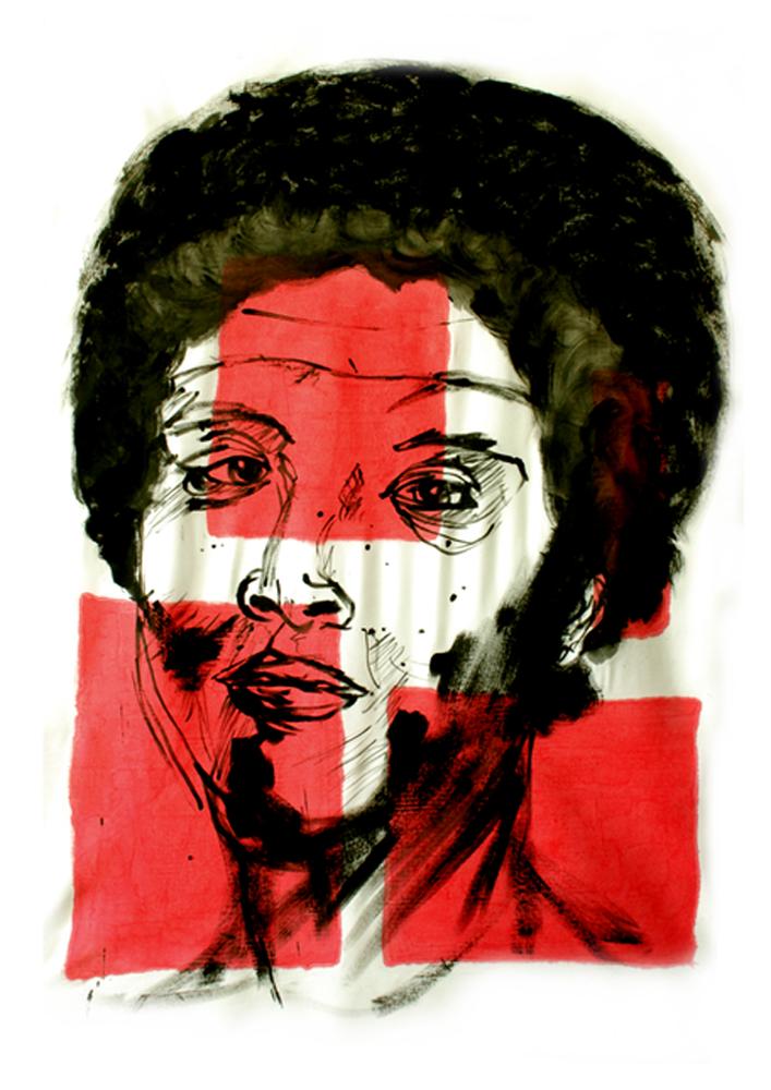 Porträt Audre Lorde ©EDEWA