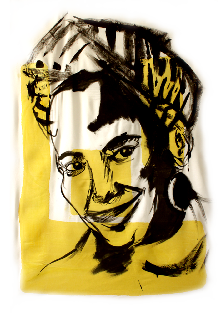 Porträt May Ayim ©EDEWA