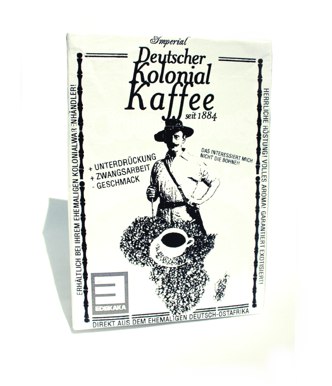 Produkt 'Imperial Deutscher Kolonialkaffee seit 1884' ©EDEWA